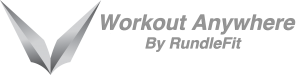 Workout Anywhere by RundleFit: The Best at Home Workouts and Traveling Fitness Solution