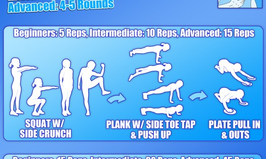 Body Weight Trainer Week 2