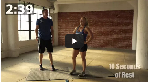 fat burning 10 minute cardio