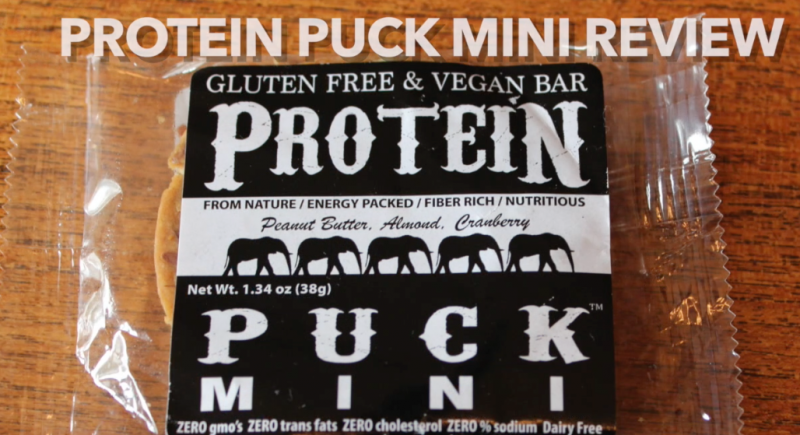 protein puck mini review