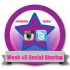 Twitter and Instagram Social Share