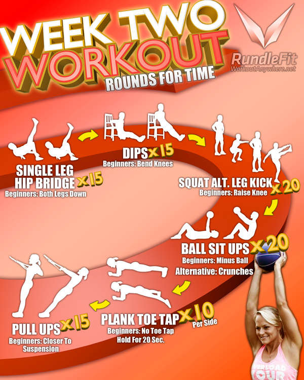 Week Two Workout